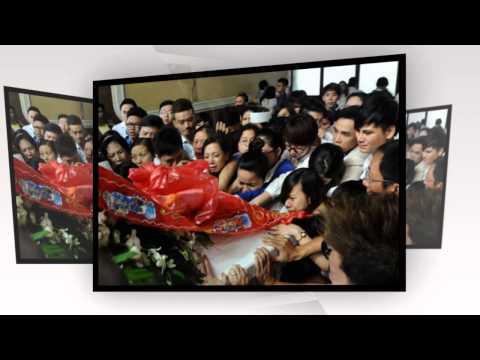 Toàn cảnh đám tang ca sĩ Wanbi Tuấn Anh [We Love Bi]