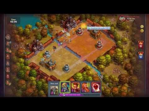 Royal Arena   Go To Rank 1 in Arena 4 | Game Facebook