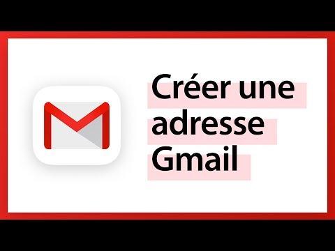 Gmail - Créer Une Adresse Mail