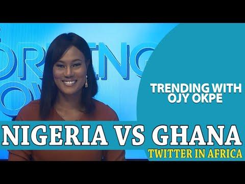Nigerians React As Twitter Set Up Headquarters In Ghana + Army Buries Soldiers - Trending w/Ojy Okpe