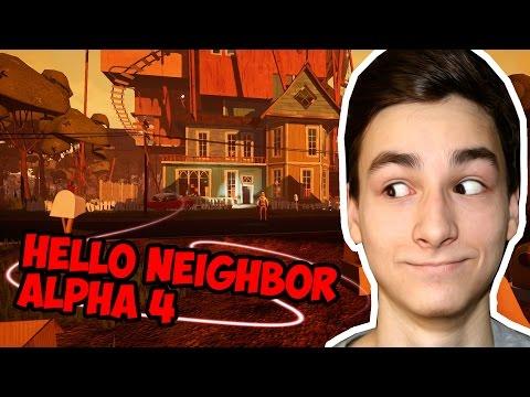 ОГРОМНЫЙ НОВЫЙ ДОМ! Hello Neighbor Alpha 4 #1 (Моменты со стрима TheBrianMaps)