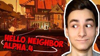 ОГРОМНЫЙ НОВЫЙ ДОМ Hello Neighbor Alpha 4 1 Моменты со стрима TheBrianMaps