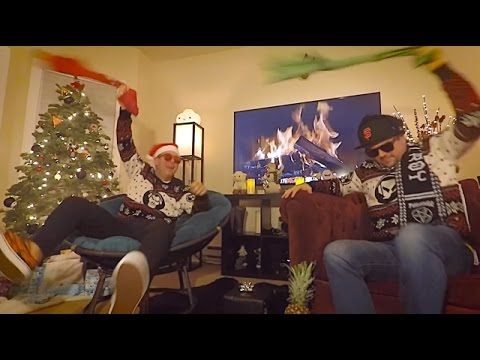 THE DRUM AND BASS YULE LOG ft THE MARTIN BROTHERS - vol. 2