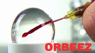 ORBEEZ | Experimentos con Coca Cola, Fanta y bolas de gel