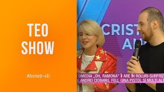 Teo Show (11.02.) - &quotOh, Ramona&quot, cea mai asteptata comedie! Se lanseaza de ziua i ...