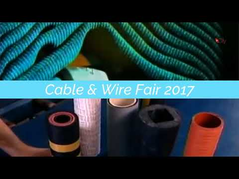 Cable & Wire Fair, 05 07 Oct 2017, Pragati Maidan, New Delhi, India