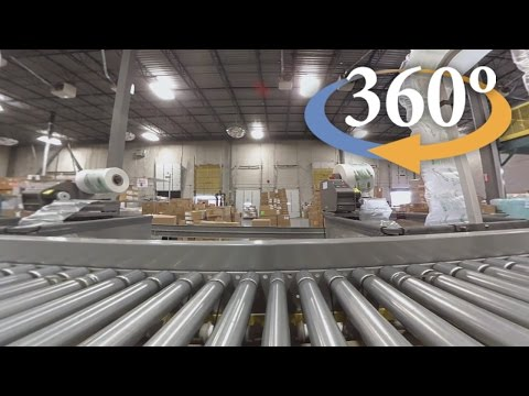 Discover the global tech company Ricoh (360 Video)