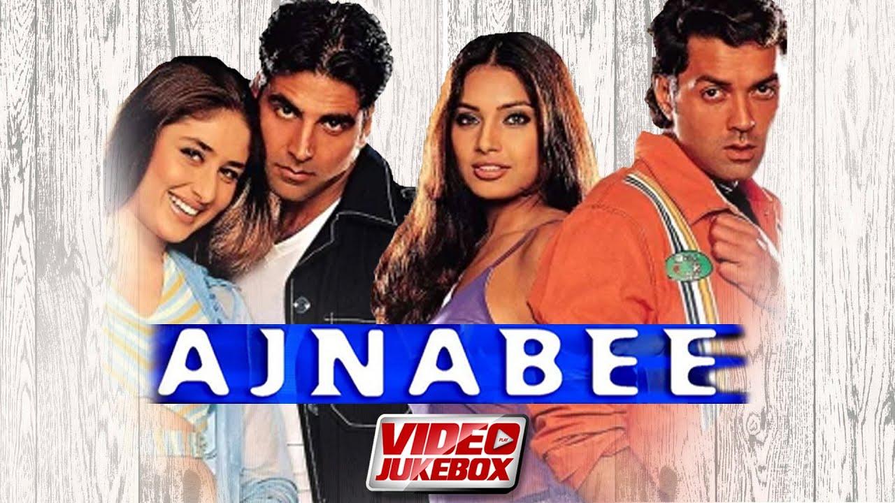 Ajnabee - Full Album | Akshay Kumar, Bobby Deol | Kareena Kapoor, Bipasha Basu | Tips Music