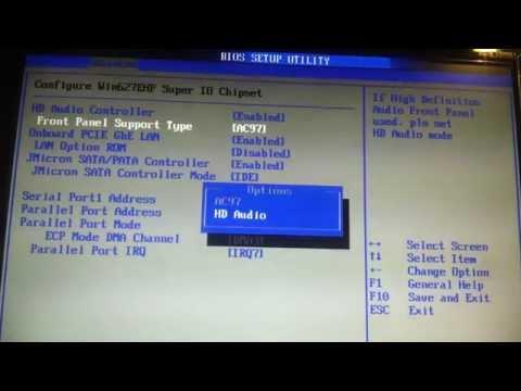BIOS w LGA 775, czyli co i jak ustawiać.