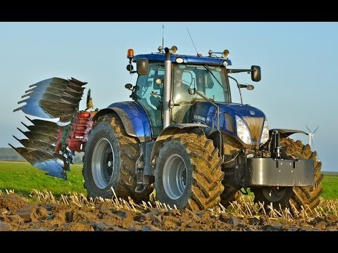 New New Holland T7 310 Blue Power 310hp