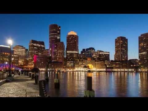 New York - Boston - Philadelphia (USA)  - TIMELAPSE Ultra HD (4K)