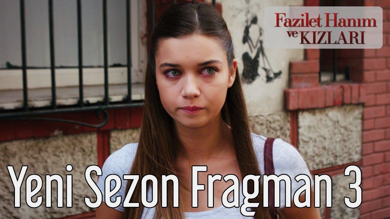 Fazilet Hanım ve Kızları yeni sezona başladı Fazilet Hanım ve Kızları 15.bölüm fragmanı