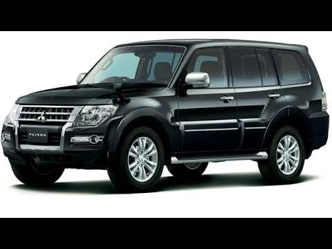 2015 mitsubishi pajero facelift launched in japan - 2015 Mitsubishi Montero Interior