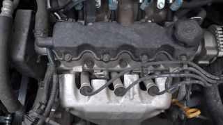 Двигатель ZAZ VIDA 1.5