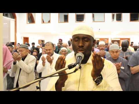 AMAZING EMOTIONAL Khatm Duaa - Ramadan Quran Completion Du'aa - Sheikh Omar Jabbie