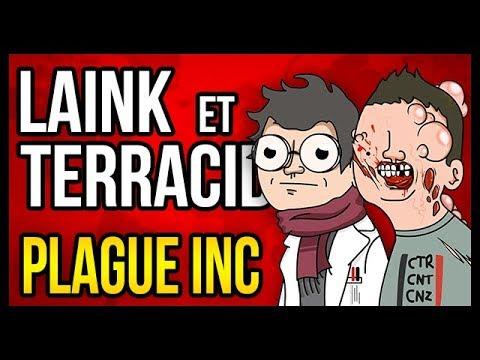 LES VIRUS BABA ET DELORMEAU ANÉANTISSENT LA PLANÈTE (Plague Inc)