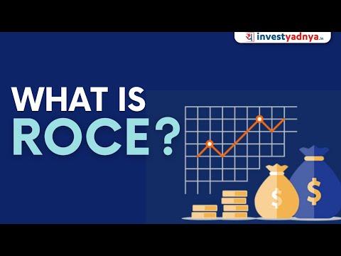 Return on Capital Employed क्या होता है ? ROCE क्या होता है ?