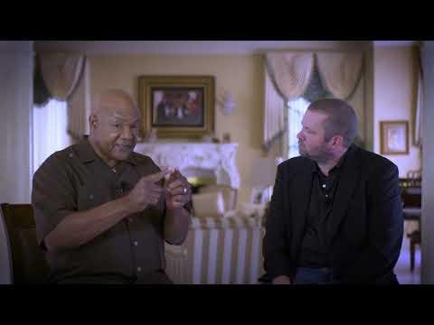 Michael Berry interviews George Foreman