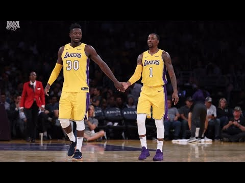 KCP and Julius carry The Lakers Past the Kings!! Live recap w DTLF.