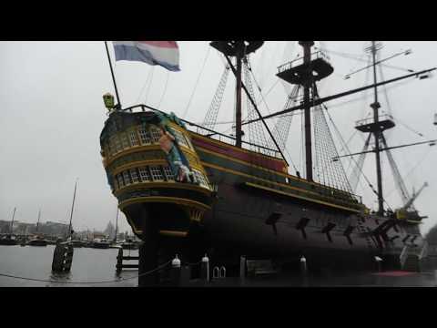 Musée maritime national amsterdam