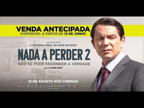 Nada A Perder 2 Filme 2019 Trailer Oficial Youtube