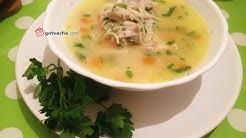 Рецепта за пилешка супа с фиде