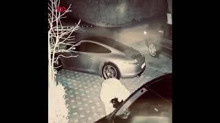 Şok görüntü... Sunucu Ece Erken evli sevgilisinin eşinin aracına mı zarar verdi?