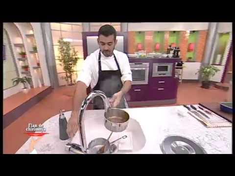 C metelo se desplaza a almu car y cocina flan de chirimoya canal sur youtube - Cocina canal sur ...