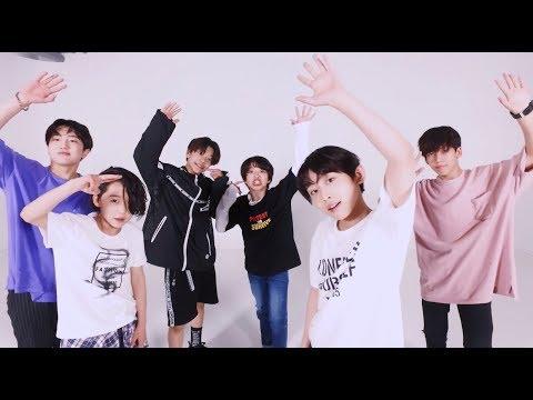 "BOY STORY ""Handz Up"" Dance Video (Eye Contact Ver.)"