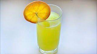 Апельсиновый напиток / Из 4 апельсинов 9 литров напитка
