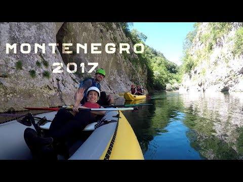 KPFF - Montenegro (Moraca, Mrtvica, Kotor, Biogradska Gora...)
