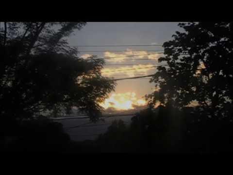 Cloudy sunset timelapse • Tucuman, Argentina