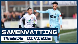 HIGHLIGHTS | Zinderende slotfase in spectaculaire derby