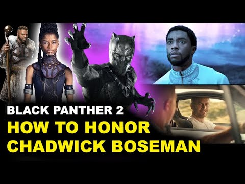Black Panther 2 After Chadwick Boseman's Death - Shuri, Ryan Coogler