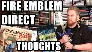 FIRE EMBLEM DIRECT (Thoughts) - Happy Console Gamer