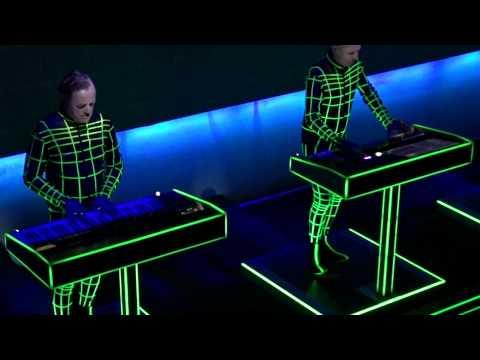 Kraftwerk electro kardiogramm amsterdam paradiso 2015