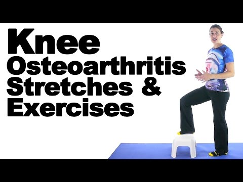 Knee Osteoarthritis (OA) Stretches & Exercises Ask Doctor Jo