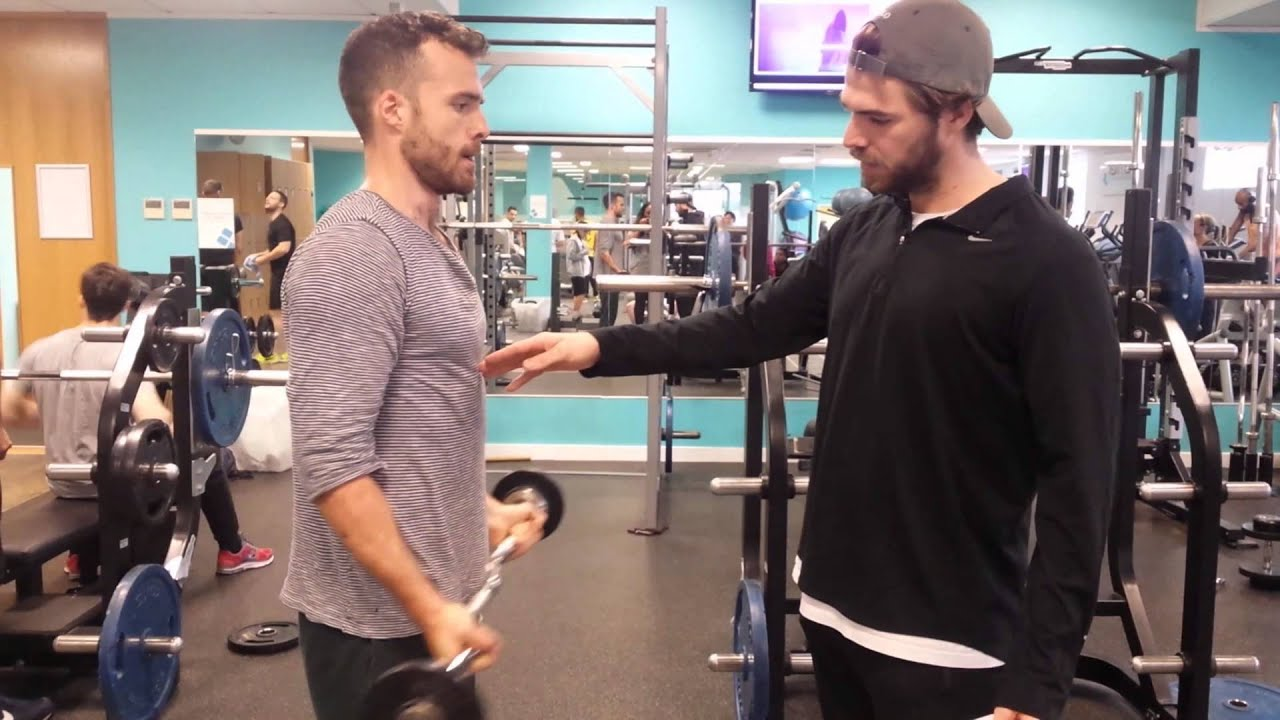 Level 3 Certificate In Personal Training Students Youtube