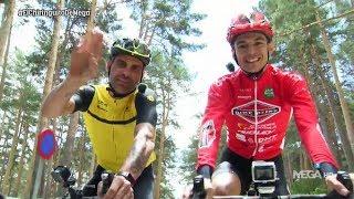 PEREIRO vuelve a pedalear: