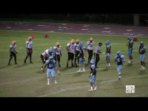 LIVE HIGH SCHOOL FOOTBALL BROADCAST & LIVE STREAM - ST JOHN PAUL II VS CORAL SPRINGS CHARTER