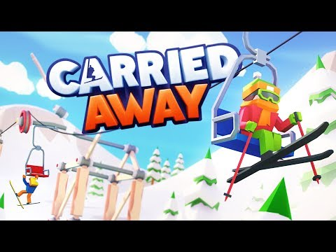DESIGNING the BEST SKI LIFTS Ever! - Carried Away Gameplay