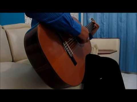 Belajar Gitar Fingerstyle Ari Lasso Hampa