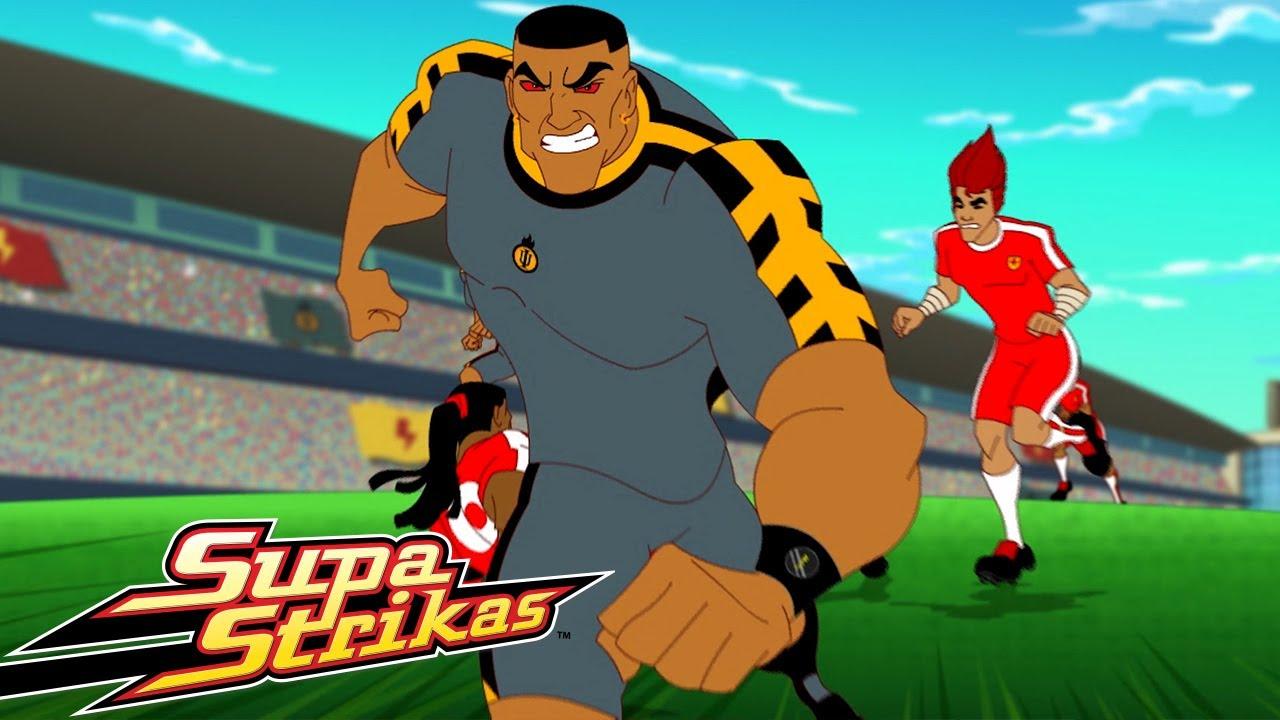 Supa Strikas | Super Skarra | Ganze Folgen | Fußball - Cartoons für Kinder
