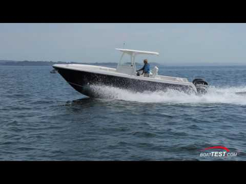 Sailfish 270CC (2016-) Test Video - By BoatTEST.com