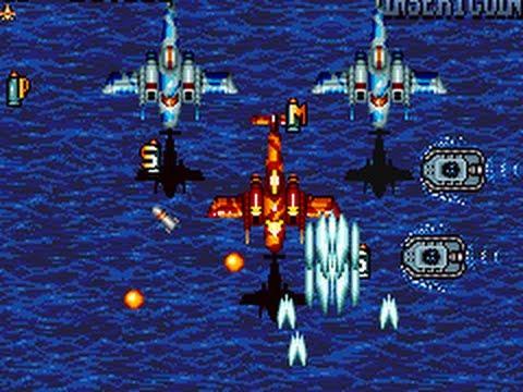 Blue Hawk (Arcade/Dooyong/1993) [720p]