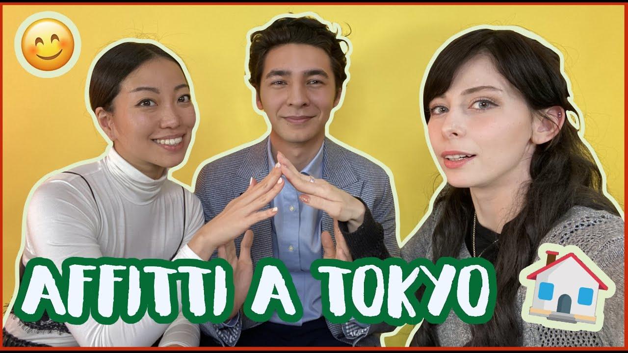 Tutto sugli AFFITTI a TOKYO - Intervistiamo un AGENTE IMMOBILIARE   TOKYONESE