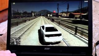GTA 5 and Acer Aspire E15 (i3-4005U, 840M, 6GB)