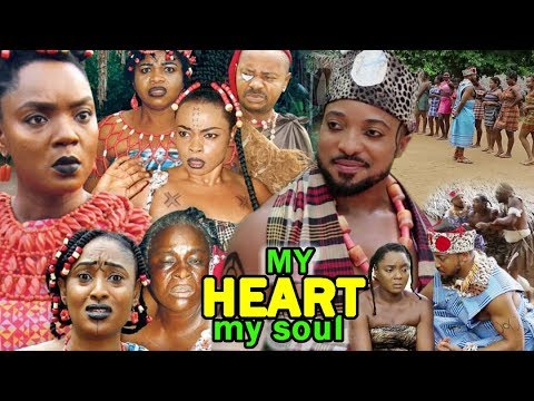 Download My Heart My Soul 5&6 - Chioma Chukwuka 2018 Latest Nigerian Nollywood Movie ll African Epic Movie HD