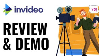 InVideo Review and Demo - Create Stunning Videos in Under 15 Minutes