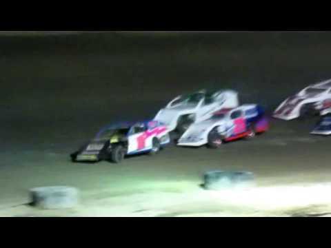 Desert Thunder Raceway I.M.C.A Modified Main Event 4/13/18